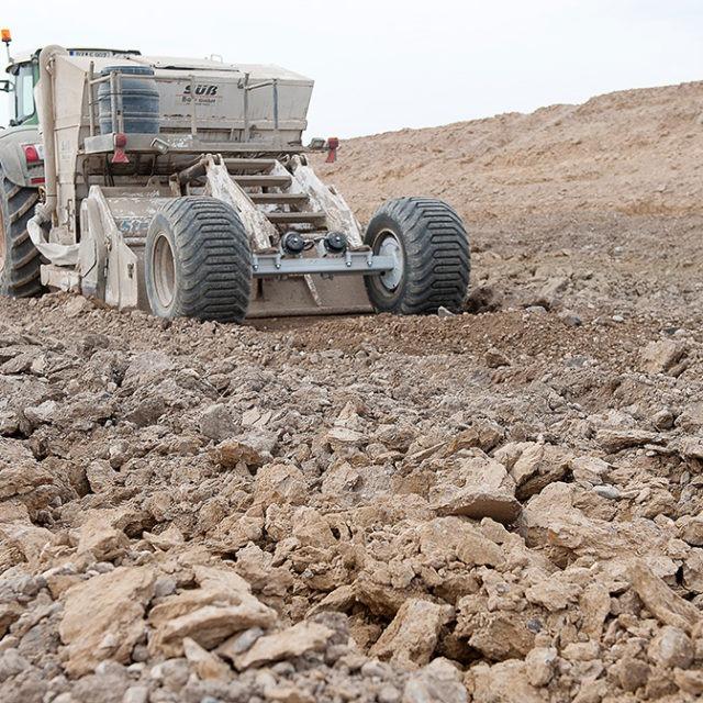 Süß Bau GmbH I Qualität I Zuverlässigkeit I Erfahrung I Bodenstabilisierung